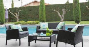 Quel salon de jardin peut rester dehors ?