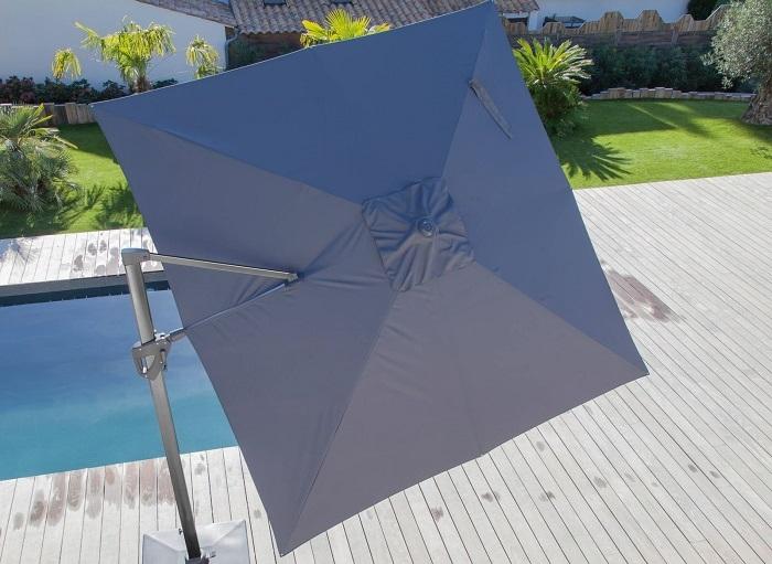 Parasol déporté orientable NH ambiance