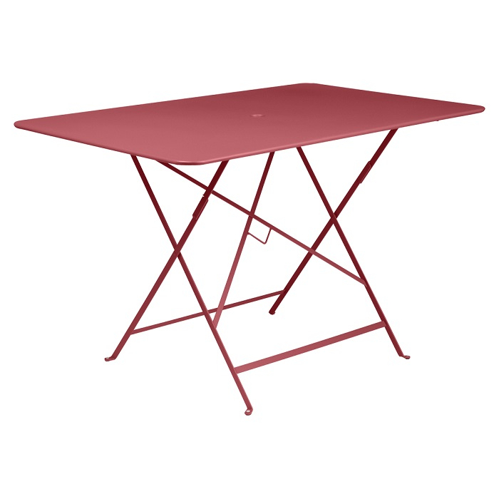 Table fermob bistro 117 x 77cm piment