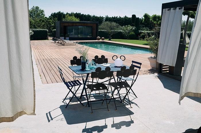 Table fermob 128 x 90cm