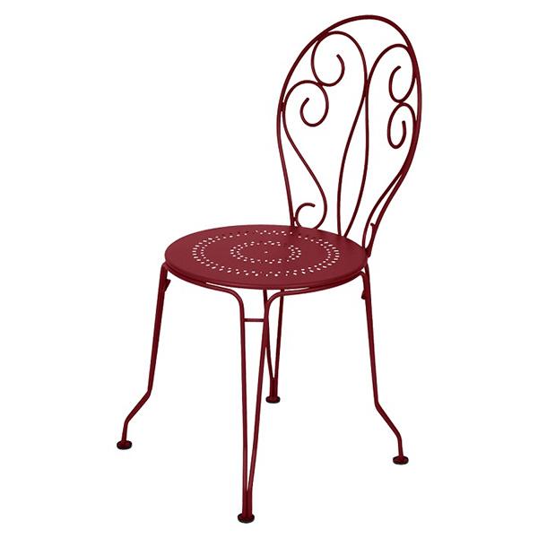 Chaise de jardin Fermob Montmartre Piment