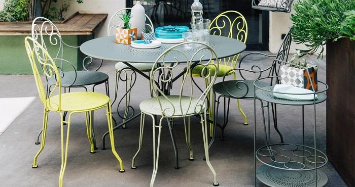 Table Montmartre 117cm