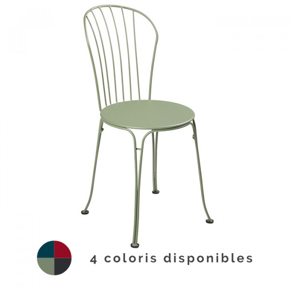 Chaise de jardin empilable FERMOB Opéra +