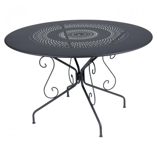 Table de jardin FERMOB Montmartre Ø 117 cm