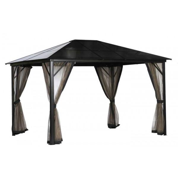 Pergola Verona DCB Garden 3,65x3m aluminium polycarbonate