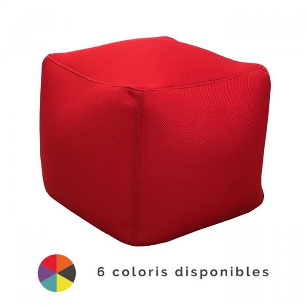 Pouf cube de jardin PROLOISIRS Big Bag