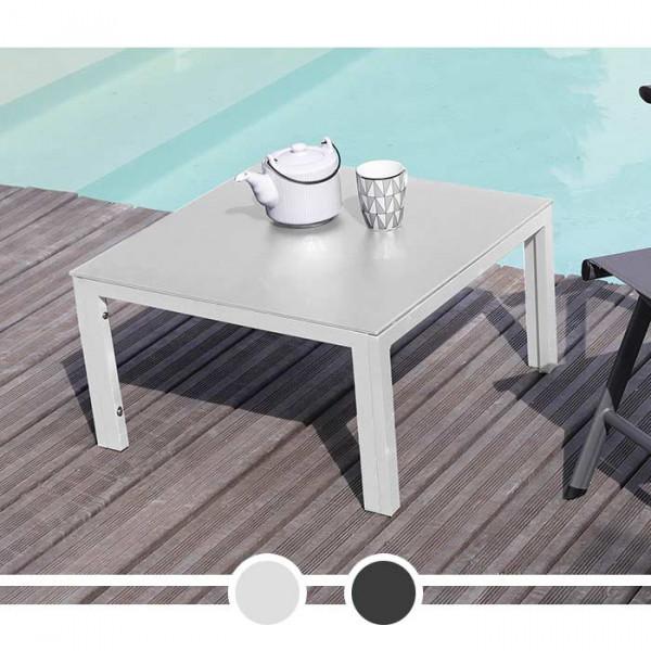 Table basse de jardin Alizé Cortes