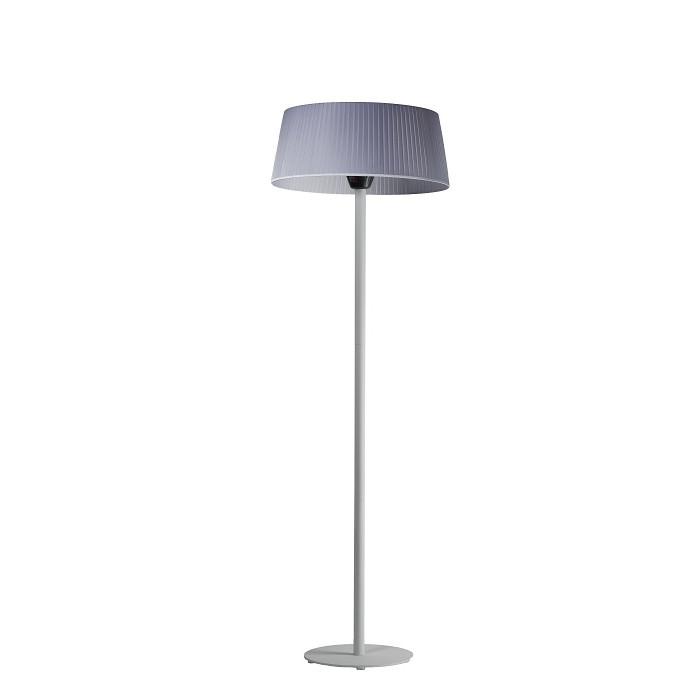 parasol chauffant lectrique favex sirmione blanc. Black Bedroom Furniture Sets. Home Design Ideas