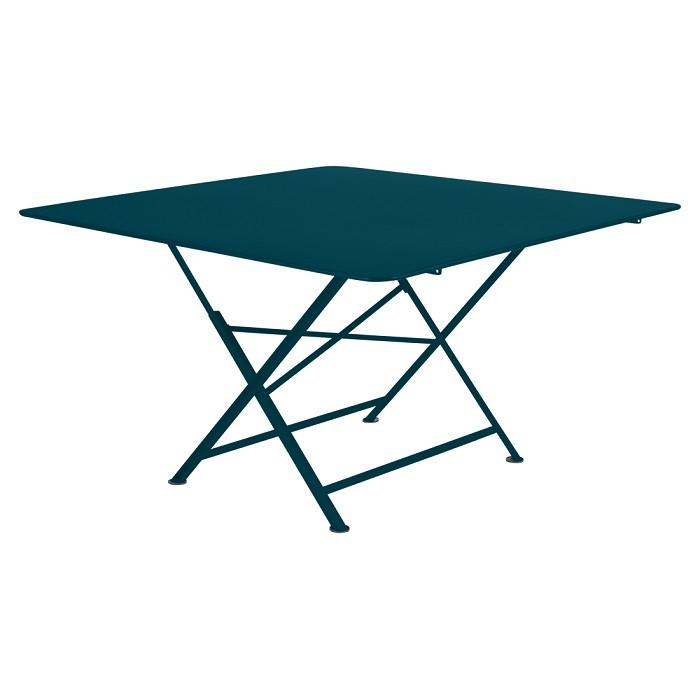 Table de jardin FERMOB Cargo 128 x 128 cm