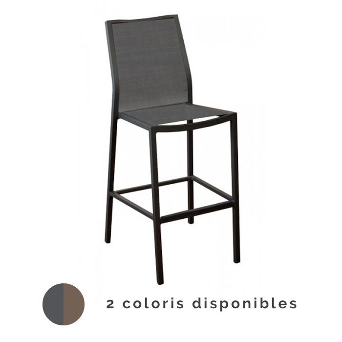 Chaise haute empilable PROLOISIRS Ida