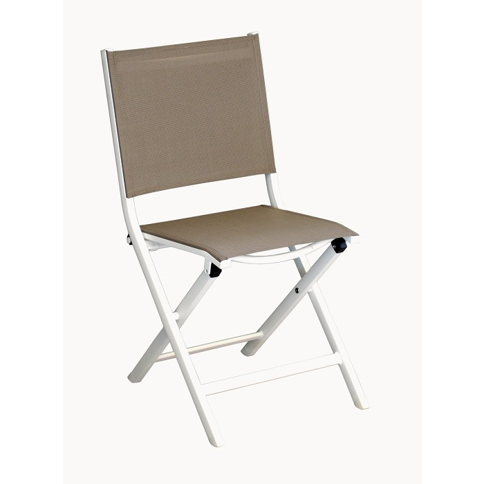 chaise de jardin pliante proloisirs thema. Black Bedroom Furniture Sets. Home Design Ideas