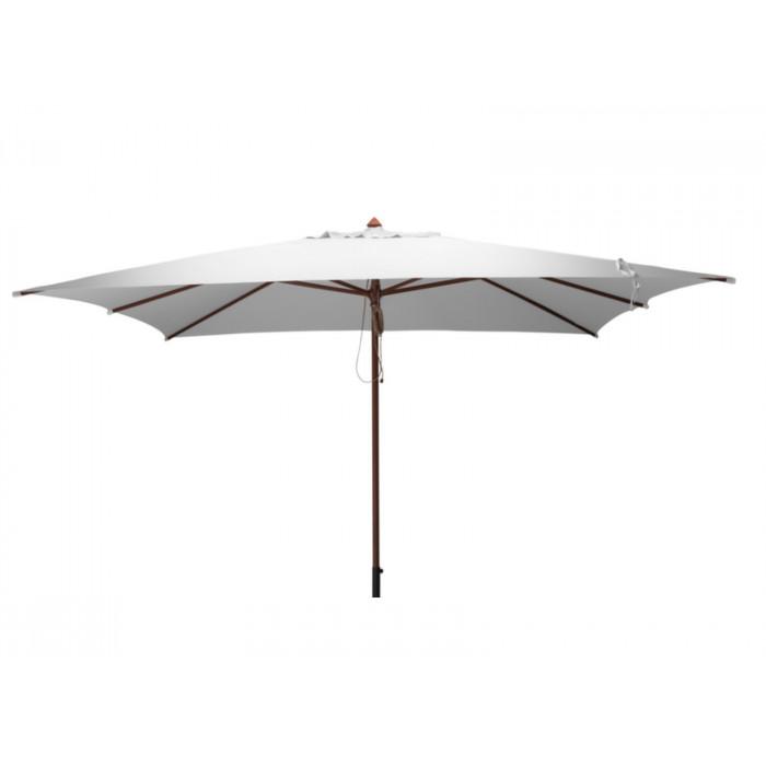 Parasol droit 3x4m en bois PROLOISIRS 1e6abc7330f4