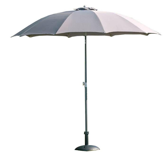 Parasol droit 270 en aluminium ALIZE   Raviday Jardin aca6a4009855