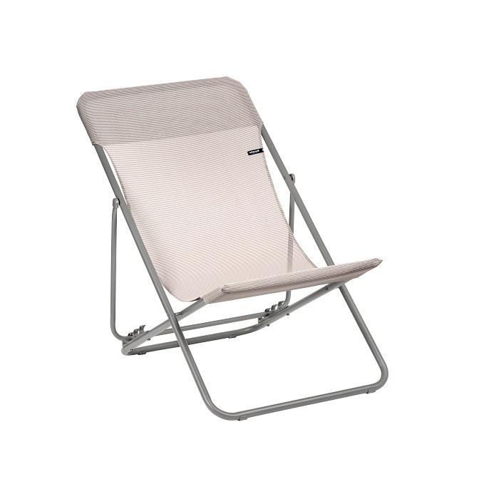 Chaise longue LAFUMA Maxi Transat