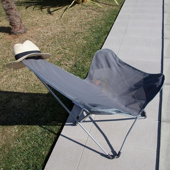 fauteuil relax pliant aliz aponi raviday jardin. Black Bedroom Furniture Sets. Home Design Ideas