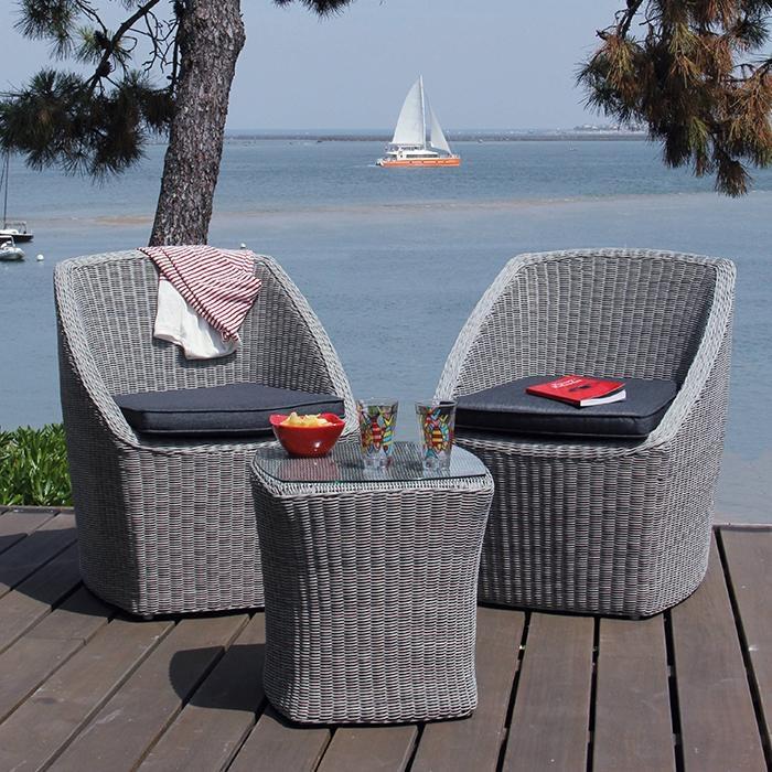 salon de jardin bas aliz florian raviday jardin. Black Bedroom Furniture Sets. Home Design Ideas