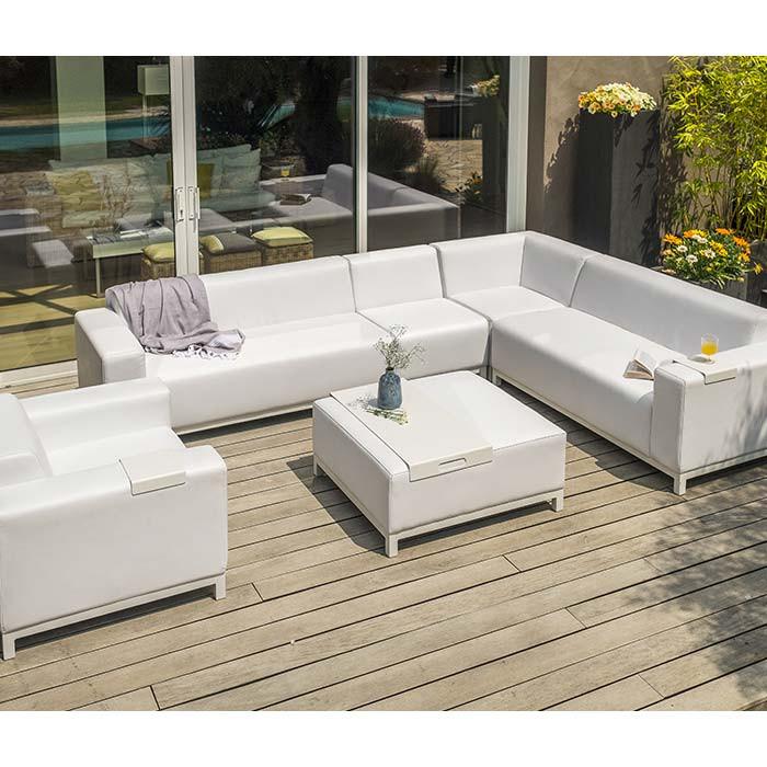 salon de jardin bas paris garden dubai 6 8 personnes. Black Bedroom Furniture Sets. Home Design Ideas