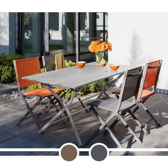 Table de jardin PROLOISIRS Guéridon Globe 160 cm | Raviday Jardin