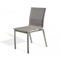 Lot de 6 chaises de jardin empilables Paris Garden Torino