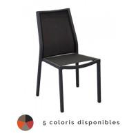Chaise de jardin empilable PROLOISIRS Ida