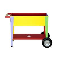Carré potager sur roulettes pour enfants Herstera