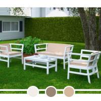 Salon de jardin bas RESOL Click Clack