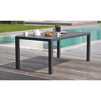 Table de jardin DCB Miami 160 x 90 cm