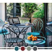 Table de jardin FERMOB Montmartre Ø 96 cm