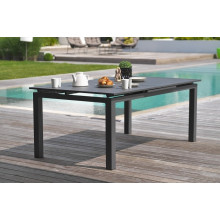 Table de jardin DCB Miami 180/240 x 100 cm