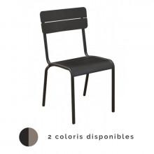 Chaise de jardin empilable PROLOISIRS Ecole