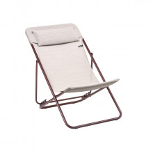 Chaise longue LAFUMA Maxi Transat Plus