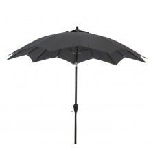 Parasol inclinable 300 en aluminium ALIZE Calice