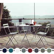 Table de jardin FERMOB Bistro 96 cm