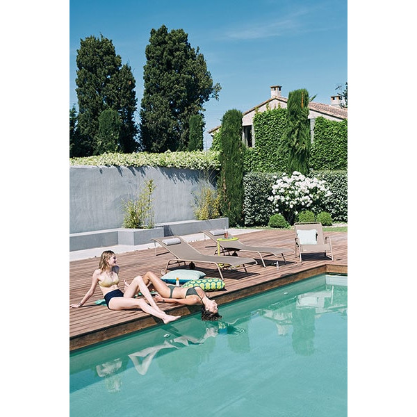 Lit bain de soleil FERMOB Coolside