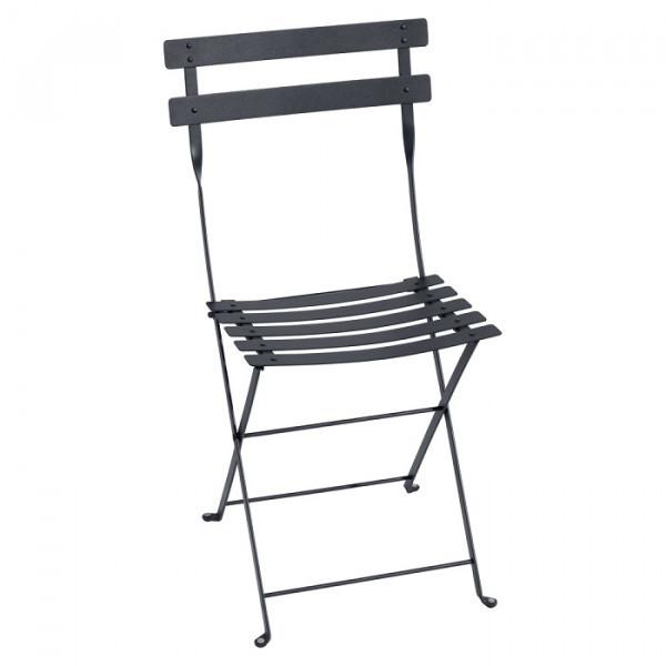 Chaise de jardin Fermob Bistro Carbone