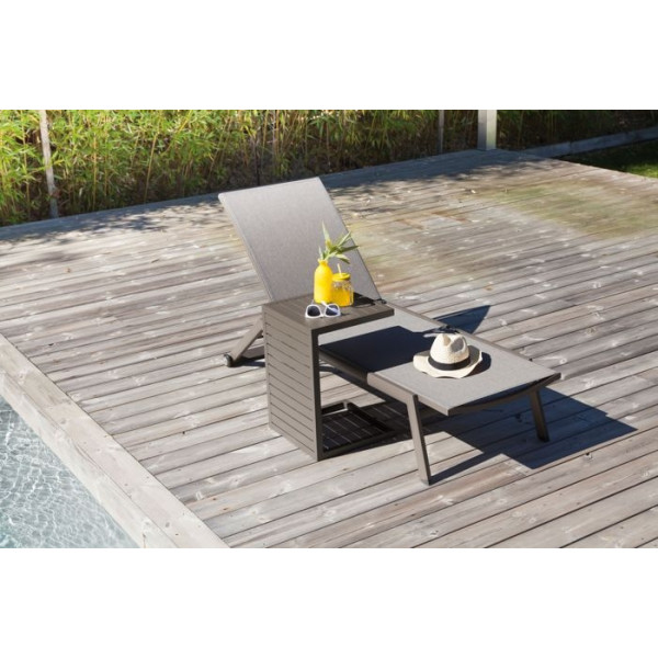 Table de jardin Lou Side