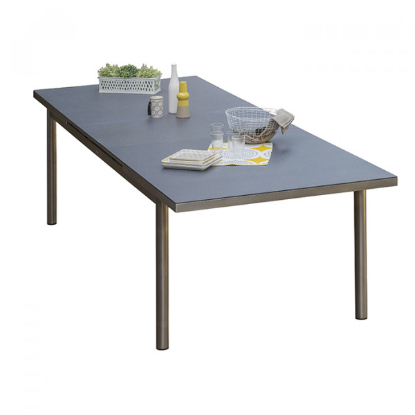 Table de jardin Paris Garden Palermo 180/240 cm