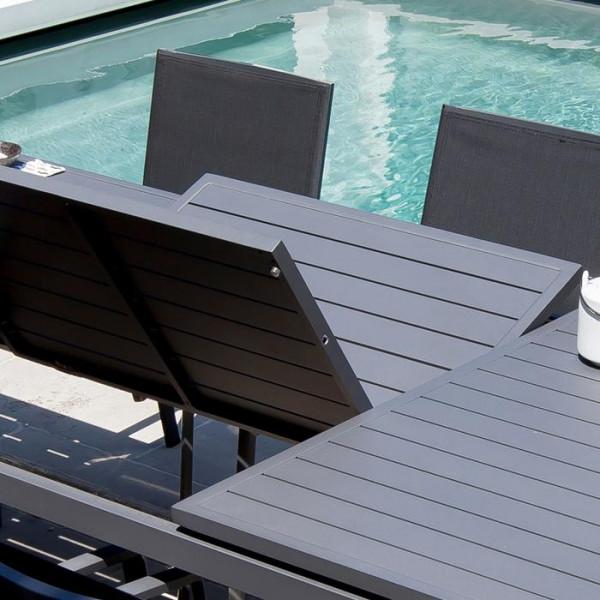 Table de jardin Trieste 180 cm ALIZÉ