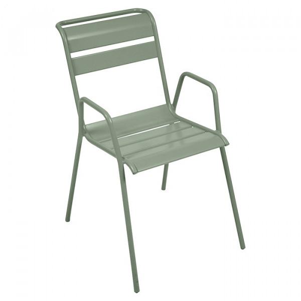 Chaise de jardin Fermob Bistro Bleu Lagune