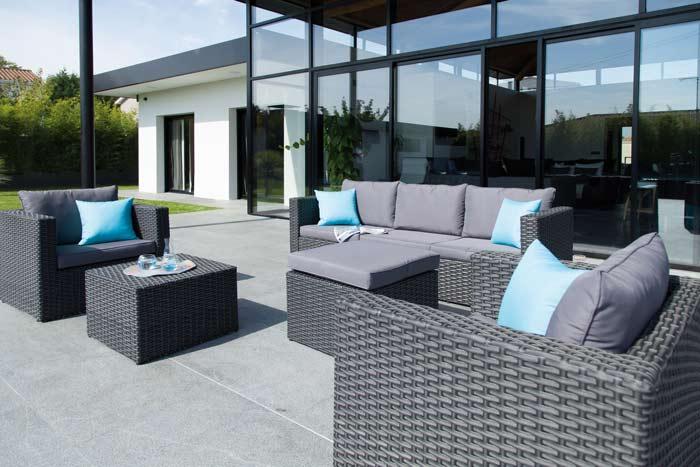 coussins de chaise de jardin Decor Garden Proloisirs