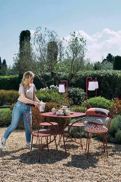 Salon de jardin opera plus fermob