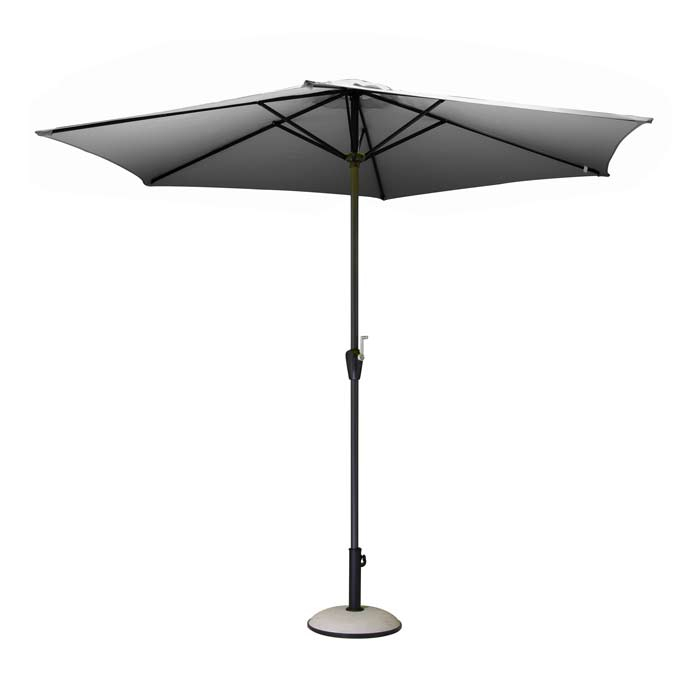 Parasol 3x2 mètres inclinable proloisirs ambiance