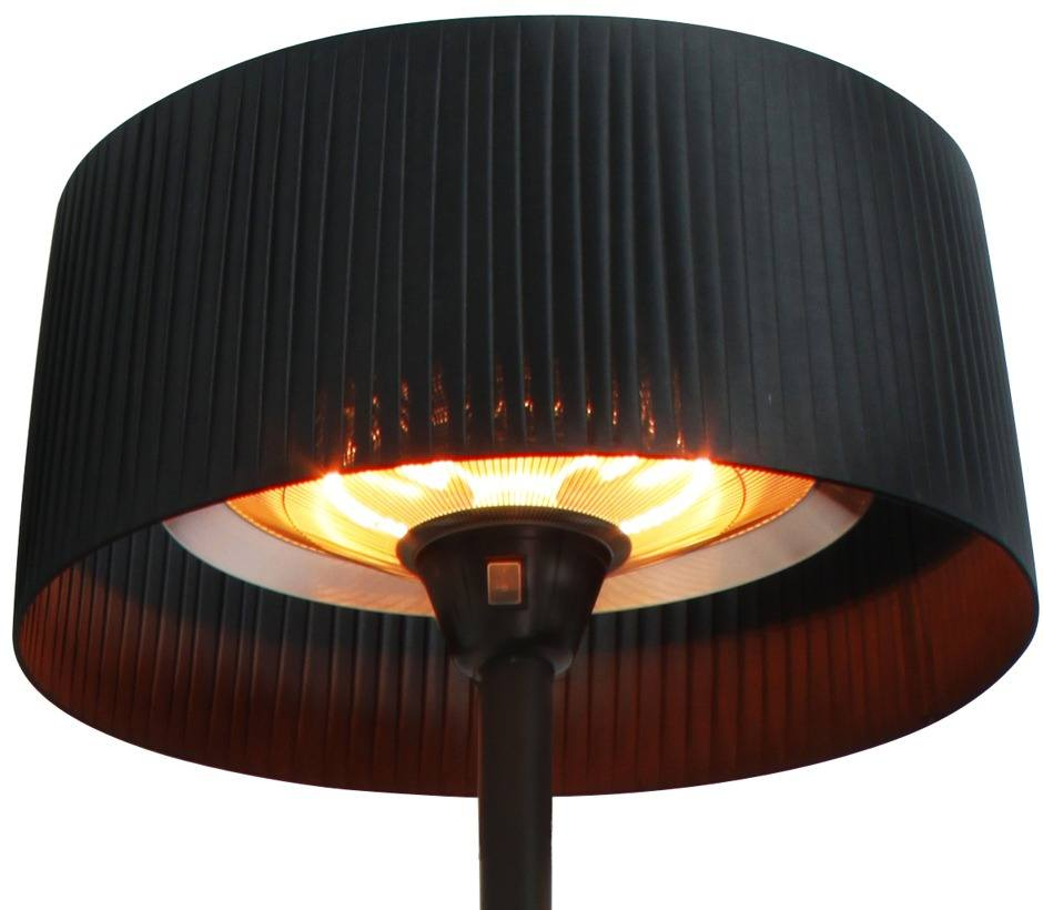 parasol sirmione noir