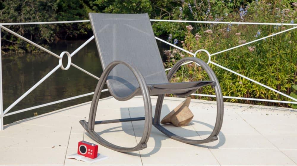 Rocking Chair de jardin ICE