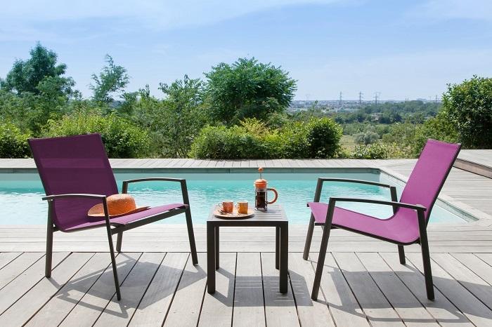 Fauteuils Lounge palma ambiance