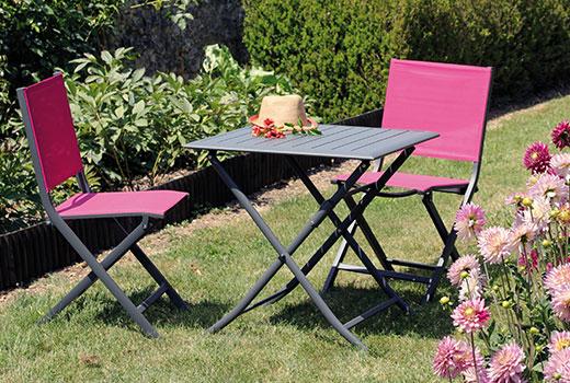 Table de jardin Lorita 70 cm Alizé