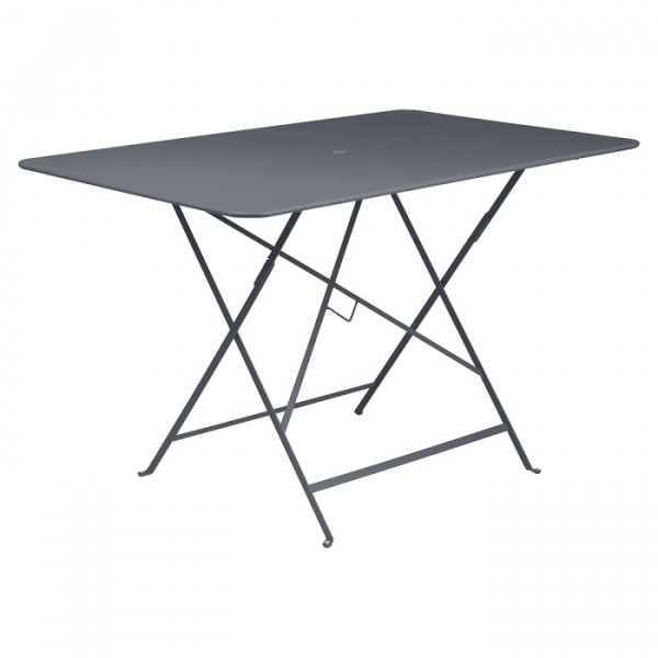 Table de jardin Fermob Bistro Carbone