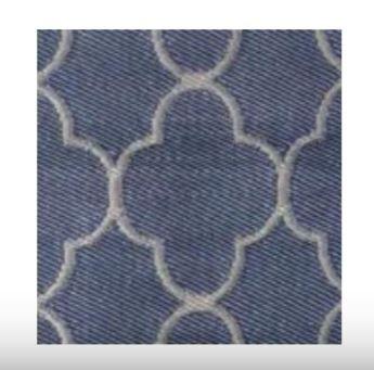 détail tapis limoges