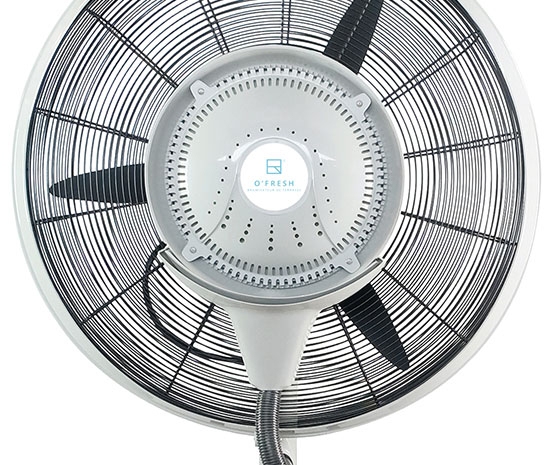 Ventilateur brumisateur design haute performance O'Fresh