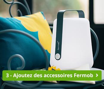 Accessoires de jardin Femrob - Lampes Nomades